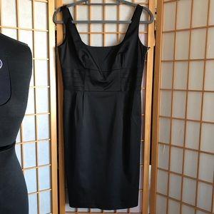 Ann Taylor Black Dress  NWT Sleeveless Dressy LBD